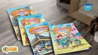 Tamamlanan ilk projemiz: Çocuk Siyer Kitapları