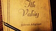 Siyer Kitaplığının ikinci kitabı İlk Vahiy yayımlandı