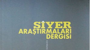Siyer Araştırmaları Dergisi'nin 3. sayısı yayımlandı