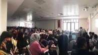 Siyer Okumaları, Prof. Dr. Şaban Öz'ün katılımıyla gerçekleştirildi