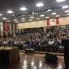 İlahiyat Buluşmaları'nın ilk konferansına yoğun ilgi