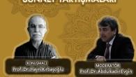 İlahiyat Buluşmaları Prof. Dr. Hayri Kırbaşoğlu'nu ağırlıyor