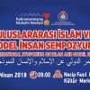 İslam ve Model İnsan Sempozyumu'nda Prof. Dr. Şaban Öz ve Dr. Feyza Betül Köse tarafından sunulan tebliğler sitemizde