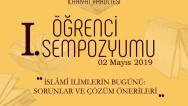 SAMER-KSÜ İlahiyat Fakültesi işbirliğiyle I. Öğrenci Sempozyumu düzenleniyor