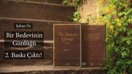 Bir Bedevinin Günlüğü'nün ikinci baskısı okurlarıyla buluştu