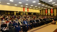 Genç akademisyenler, Prof. Dr. Fuat Sezgin ve İslami İlimler Sempozyumu'nda bir araya geldi
