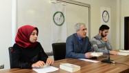 Siyer Okumaları, KSÜ Rektörü Prof. Dr. Niyazi Can'ı ağırladı