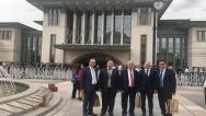 Prof. Dr. Şaban Öz, Cumhurbaşkanlığı Külliyesi'nde düzenlenen 2019 Fuat Sezgin Yılı toplantısına katıldı