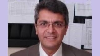 Prof. Dr. Nizamettin Parlak'ı tebrik ediyoruz