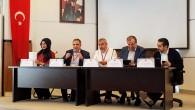 Prof. Dr. Şaban Öz ve Doç. Dr. Feyza Betül Köse, Hz. Ali Sempozyumu'na katıldılar