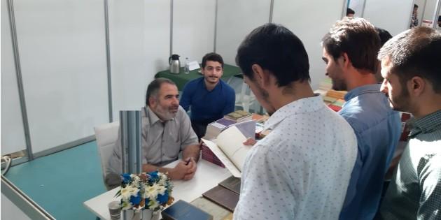 Prof. Dr. Şaban Öz, İmza Günü'nde okurlarıyla buluştu