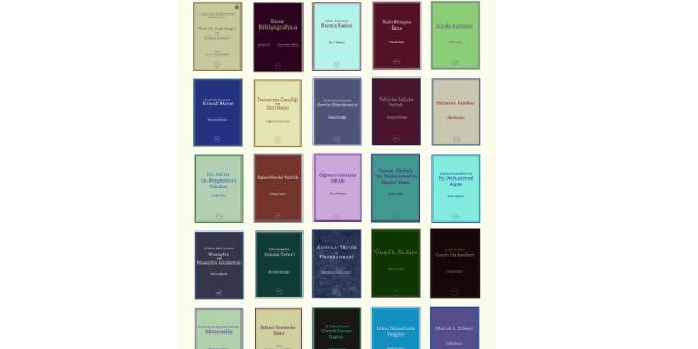 SAMER Yayınlarından ilk üç ayında 25 e-kitap
