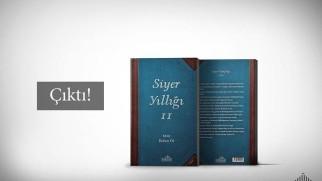 Popüler Siyer yazılarından oluşan Siyer Yıllığı II, yayımlandı