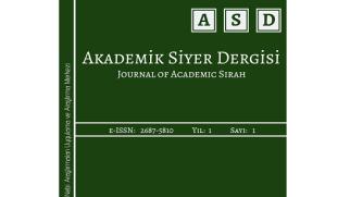 Ülkemizde bir ilk olan Akademik Siyer Dergisi yayımlandı