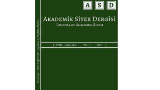 Akademik Siyer Dergisi, 2. sayısını yayımladı