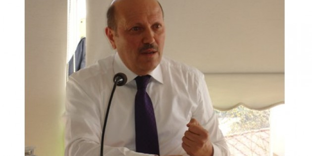 Prof. Dr. Rıza Savaş emekli oldu