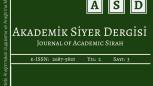 Akademik Siyer Dergisi'nin 3. sayısını yayımladık
